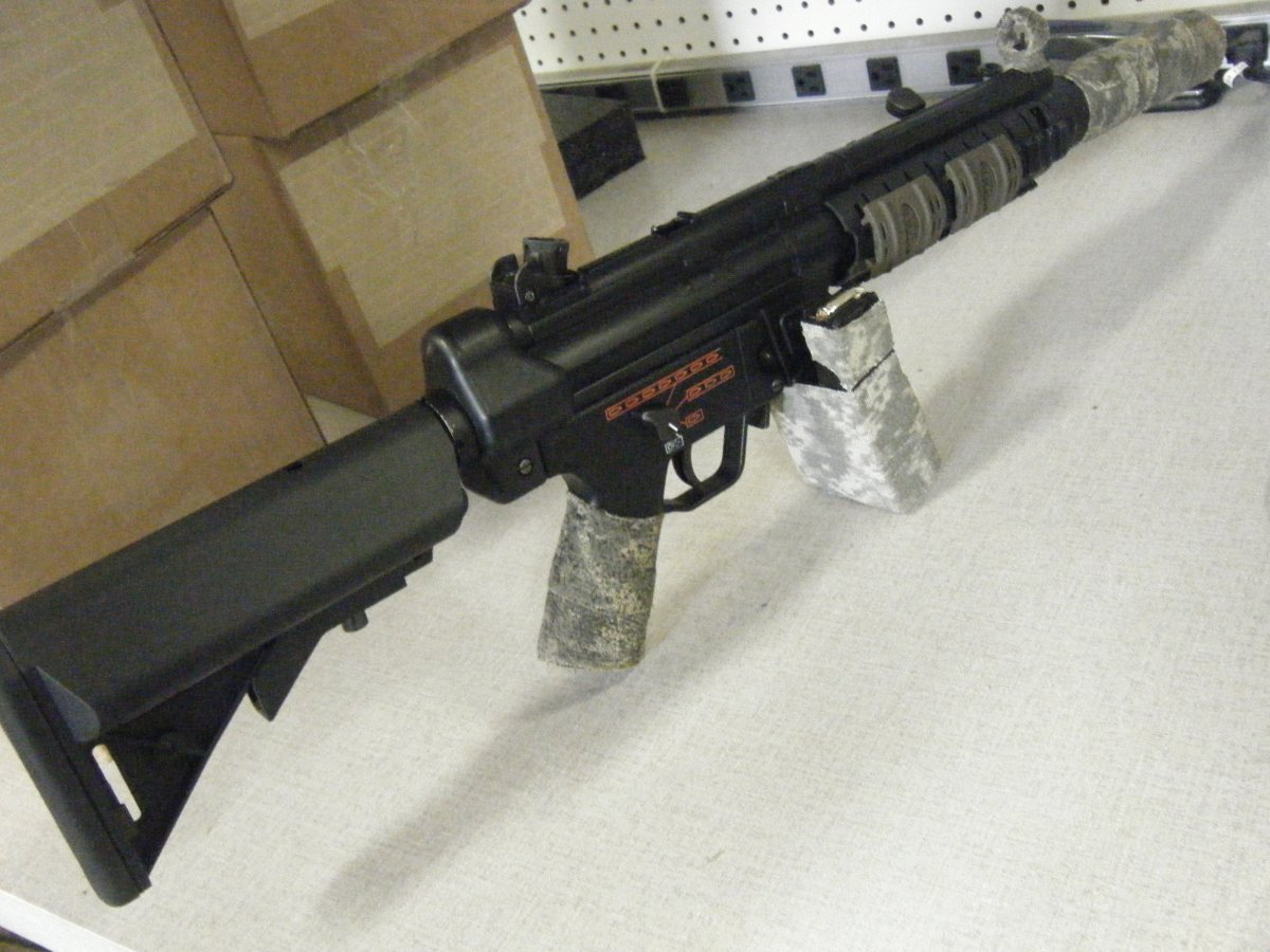 Nemesis Mp5 Sd6 Custom Airsoft Weapon Builds