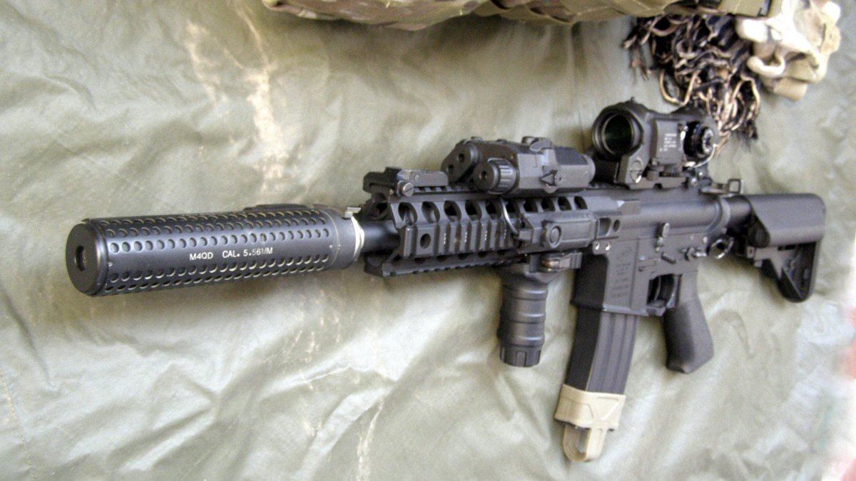 lmt defender 2000 airsoft weapon builds