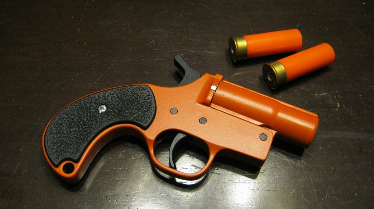 Orion 12 Gauge Flare Pistol